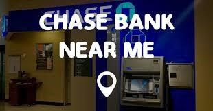Chase Bank Near Me