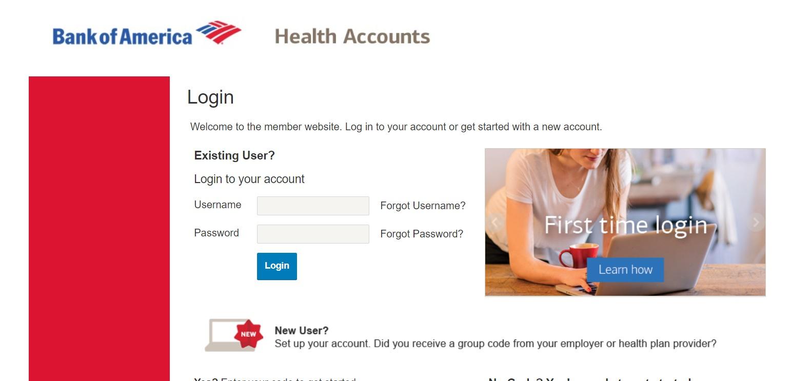 Bank of America Benefits Login - Online Banking Guide