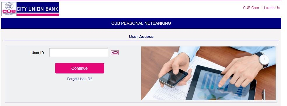 City Union Bank Online Banking Login and Reset