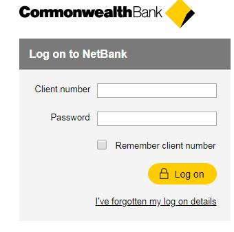 Commonwealth Bank Online Login