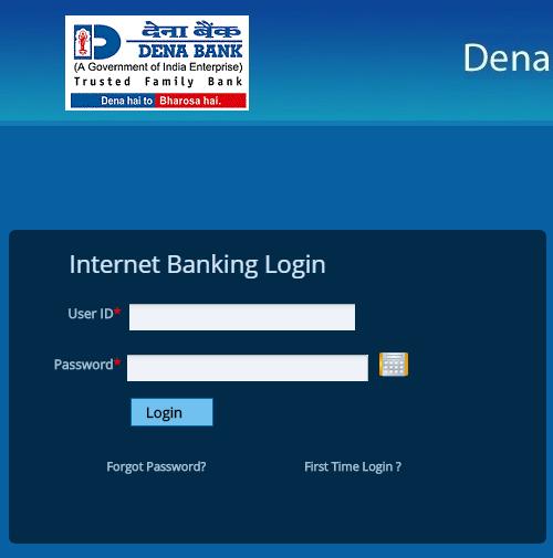 Dena Bank Sign In