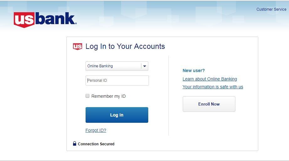 US Bank Online Login Sigin In